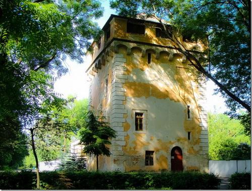 Немирів, водонапірна вежа