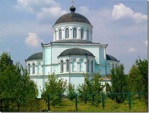 Немирів, Свято-Троїцький собор жіночого монастиря