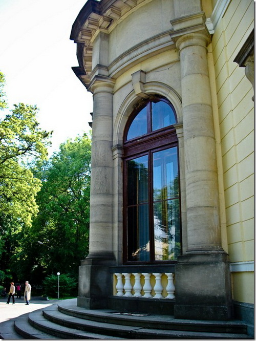 Немирів, палац Щербатової