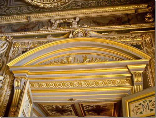 Фонтенбло, замок, кабінет Генріха IV