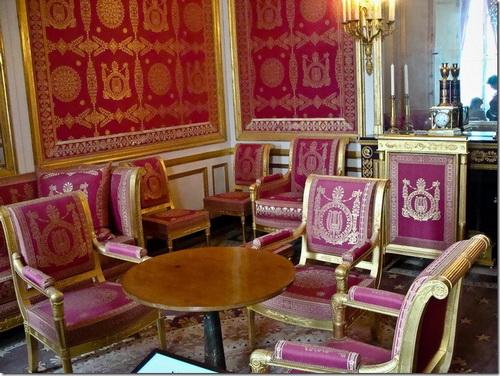 Фонтенбло, замок, кабінет адьютантів
