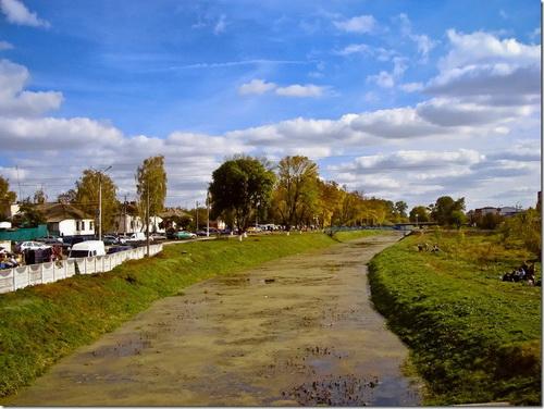 Ніжин, річка Остер