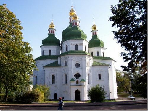 Ніжин, Миколаївський собор