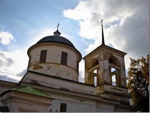 Ніжин, Троїцька церква