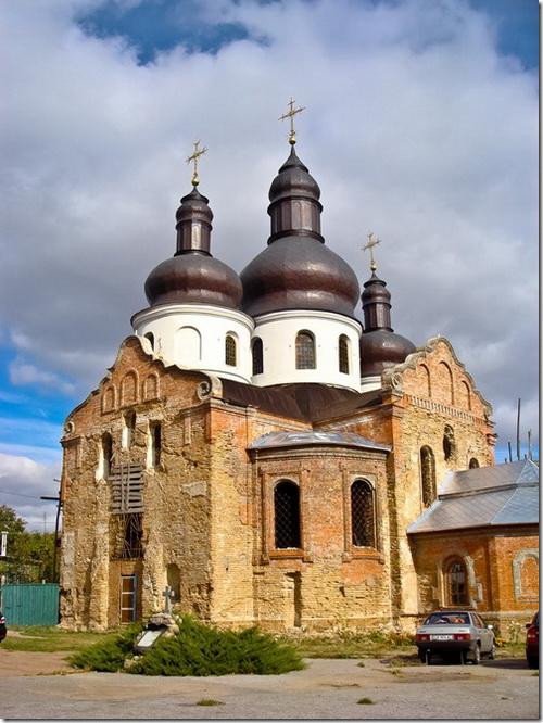 Ніжин, Спасо-Преображенська церква