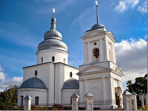 Ніжин, церква Покрови Пресвятої Богородиці