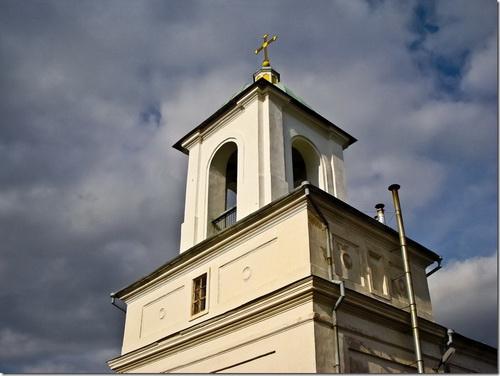 Ніжин, Воздвиженська церква
