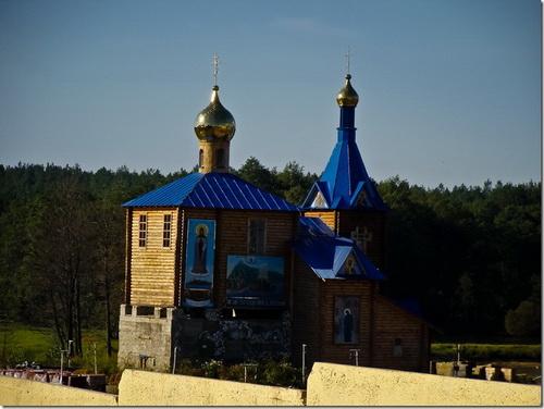 Чоповичі, жіночий монастир Афонської ікони Божої Матері