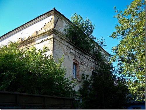 Шаргород, palazzo in fortezza