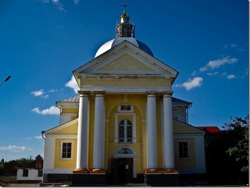 Свято-Миколаївський Шаргородський чоловічий монастир