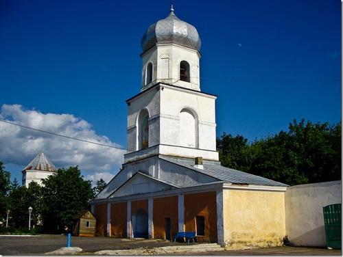 Свято-Миколаївський Шаргородський чоловічий монастир, дзвіниця