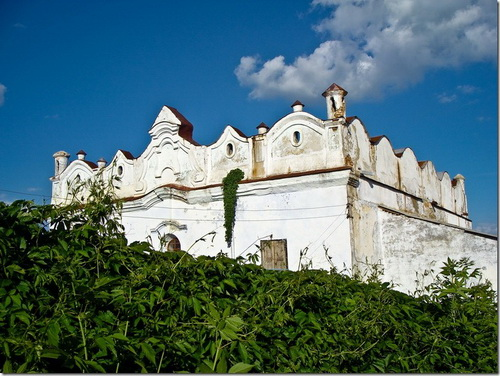 Шаргород, синагога