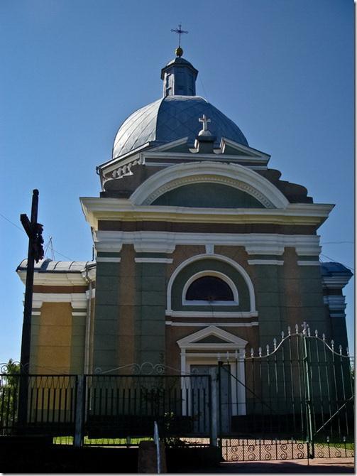 Устя-Зелене, собор Пресвятої Діви Марії