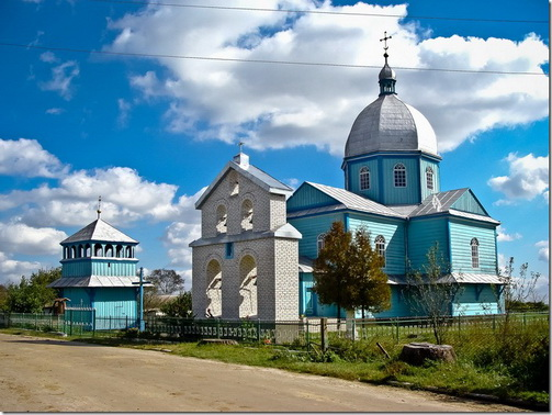 Щуровичі, греко-католицька церква