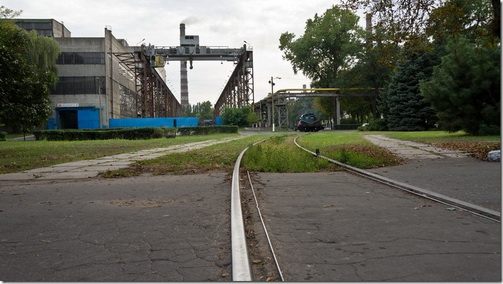 Краматорськ, НКМЗ
