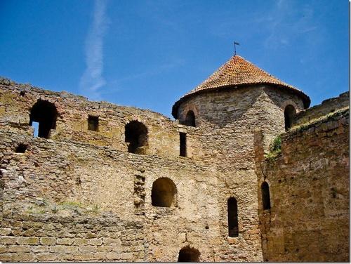 Білгород-Дністровський, Аккерманська фортеця