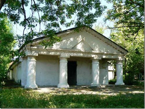 Білгород-Дністровський, вірменська церква