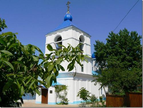 Білгород-Дністровський, грецька церква