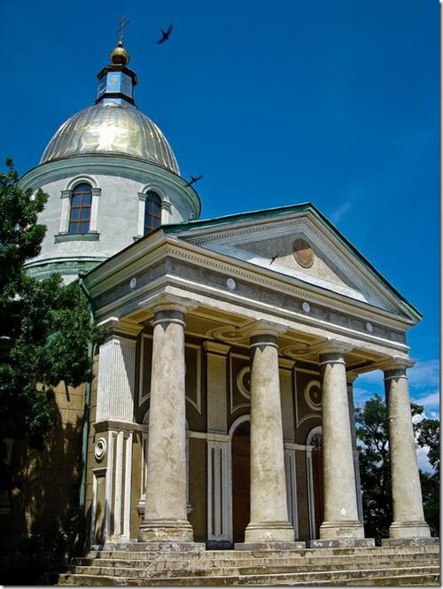 Білгород-Дністровський, Свято-Вознесенський собор