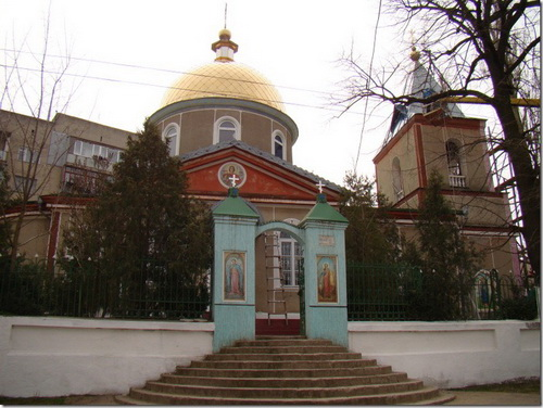 Білгород-Дністровський, болгарська церква