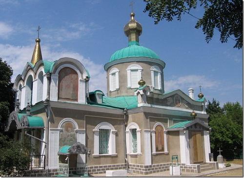 Білгород-Дністровський, Свято-Миколаївський собор