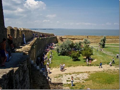 Білгород-Дністровський, Аккерманська фортеця, день міста