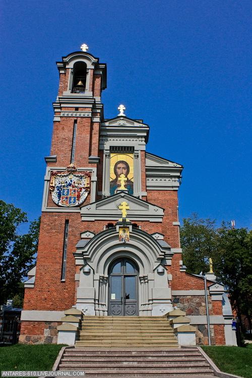 Мир, часовня-усыпальница Святополк-Мирских