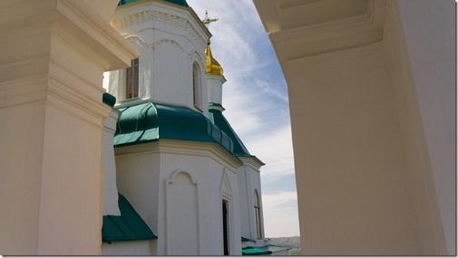 Святогірська лавра, Миколаївська церква