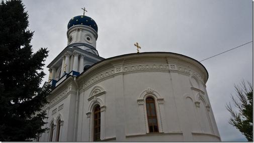 Святогірська лавра, церква Покрова Пресвятої Богородиці