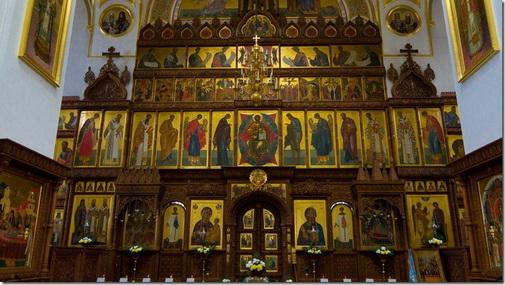 Святогірська лавра, церква Успіння Пресвятої Богородиці