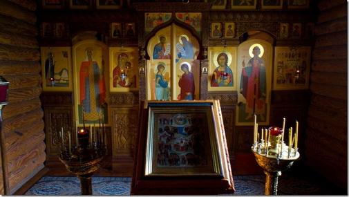 Святогірська лавра, Всесвятительський скит
