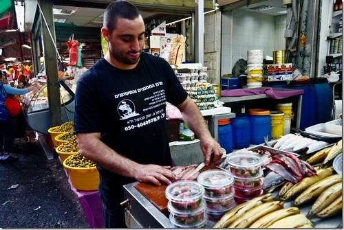 Базар у Тель-Авіві