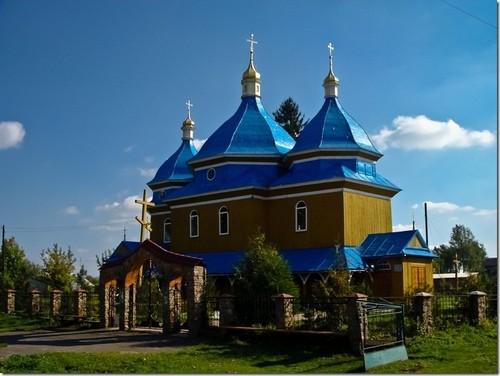 Сушно, церква