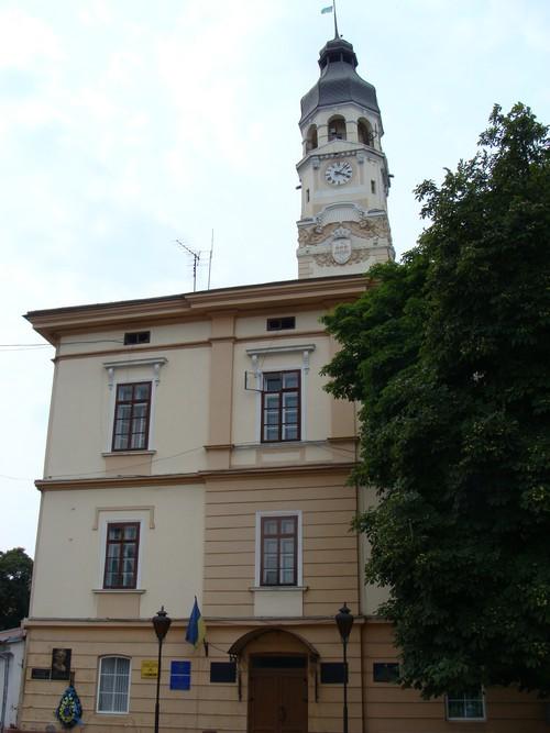 Снятин ратуша