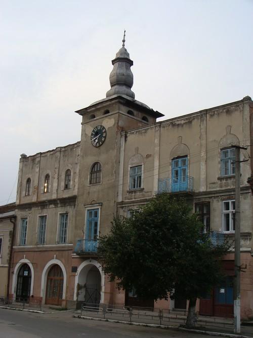 ратуша Підгайці