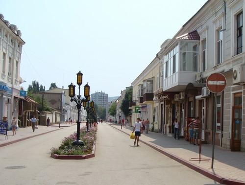Феодосія - Феодосия