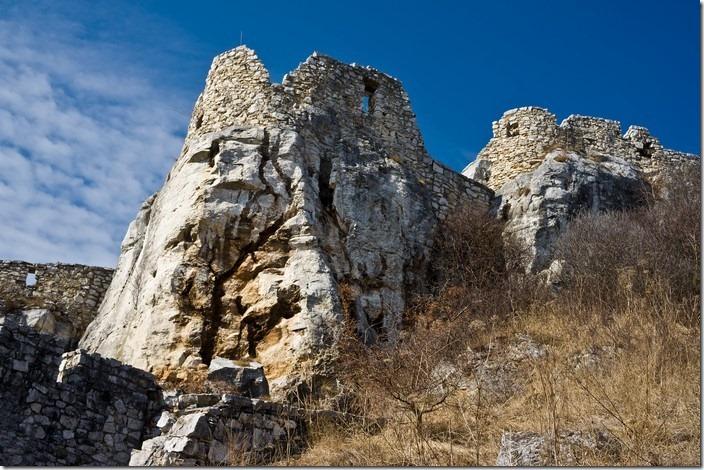 Замок Спішскі Град