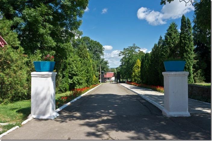 Палац Вітославських у Чернятині