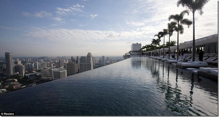 Marina Bay Sands. Фото Рейтер