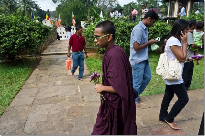 Канді. Храм Зуба Будди