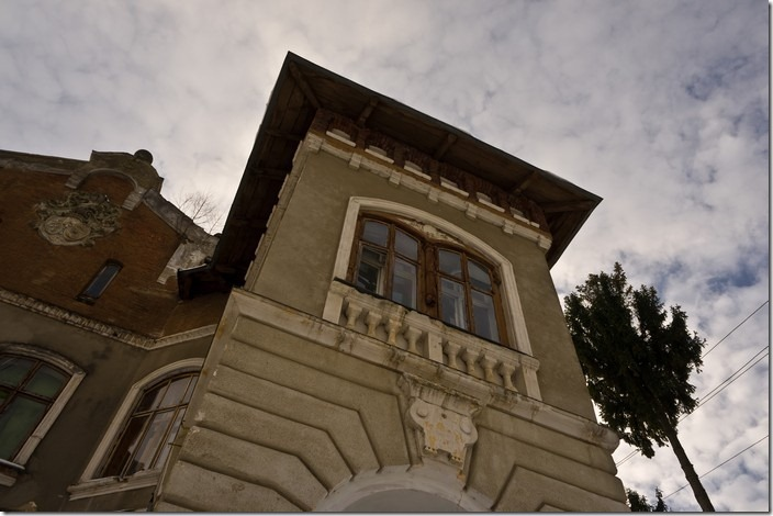 Палац у Лівчицях