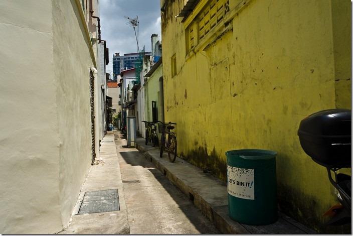 Сінгапур, Мала Індія